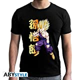 ABYstyle - Dragon Ball - Tshirt Gohan Homme Black (S)