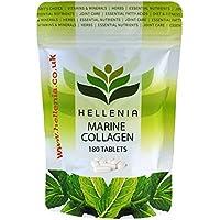 Kollagen (Meerskollagen) Marine Collagen 500mg - 180 Tabletten preisvergleich bei billige-tabletten.eu
