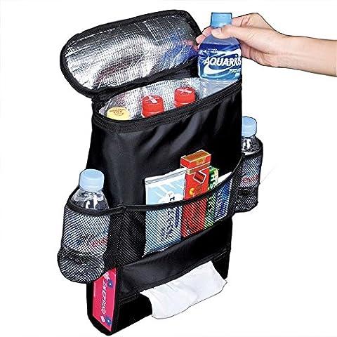 Congelateur Coffre Classe A+ - siège auto voyages sac d'entreposage, Chickwin multi