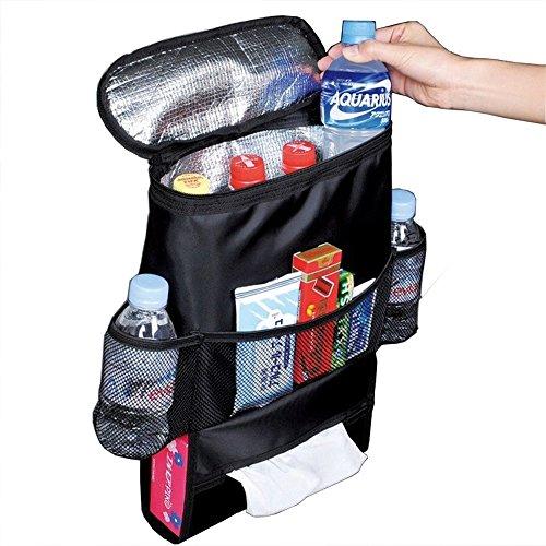 Bolsa de almacenamiento de asientos de coche, Chickwin bolsa de viaje multi-bolsillo...