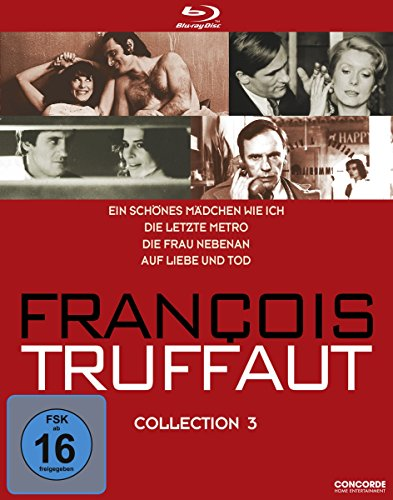 Bild von Francois Truffaut - Collection 3 [Blu-ray]