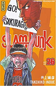 Slam Dunk Edition simple Tome 26