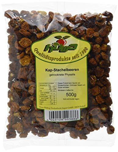 Howa Kap-Stachelbeeren (natur) Physalis, 1er Pack (1 x 500 g)