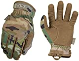 Mechanix Wear - MultiCam FastFit Guantes (Medio, Camuflaje)