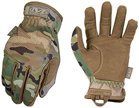 Mechanix Wear - MultiCam FastFit Gants (Small, Camouflage)