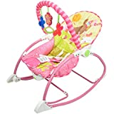 Zest 4 Toyz Musical Newborn To Toddler Rocker In Vibrant Colors Playsets