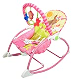 #3: Zest 4 Toyz Musical Newborn To Toddler Rocker in Vibrant Colors