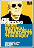 Hot Licks: Joe Morello - Drum Method 1 The Natural Approach To Technique [UK Import]