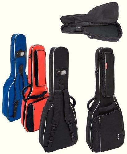 Gewa Premium 20 Westerngitarre Gigbag (schwarz) / reißfest und wasserabweisend