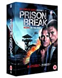 Prison Break (Complete Seasons 1-4) - 23-DVD Box Set ( Prison Break - Seasons One, Two, Three & Four (80 Episodes) ) [ NON-USA FORMAT, PAL, Reg.2 Import - United Kingdom ] by Dominic Purcell