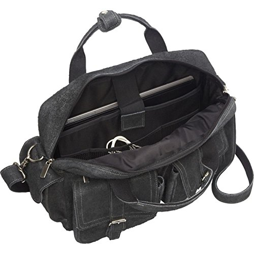 david-king-co-double-pocket-briefcase-gray-one-size