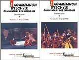 Agamemnon d'Eschyle, volumes