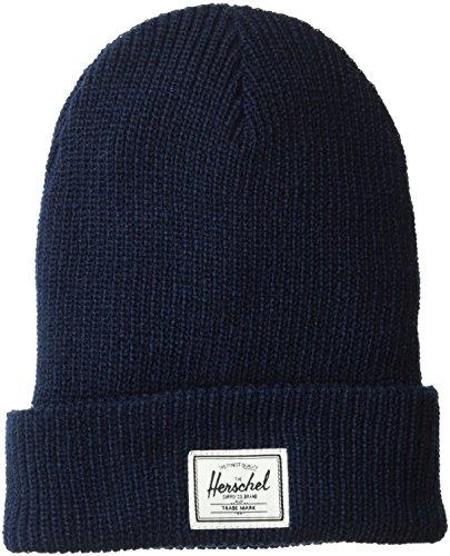 Herschel Supply Co. Everett Beanie Mütze - Marineblau - One Size