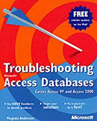 Troubleshooting Access Databases (Eu-Undefined)
