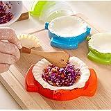 preadvisor (TM) conveniente simple Dumpling herramienta jiaozi eléctrica dispositivo fácil DIY Dumpling molde cocina qr15