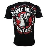 Yakuza Premium T-Shirt YPS 2512 Schwarz, XXL, Schwarz