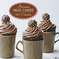 Microwave Mug Cakes 2017 Calendar