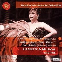 Operette & Musical 1950-1976