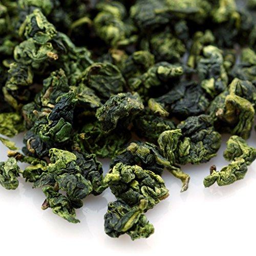 GOARTEA 100g (3.5 Oz) Organic Fujian Anxi Tie Guan Yin Tieguanyin Iron Goddess Chinese Oolong Tea Tee