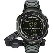 Suunto Vector HR - Reloj deportivo (51,4 x 45,6 x 15,3 mm, 55g, Negro, De plástico, -20 - 60 °C, -30 - 60 °C)