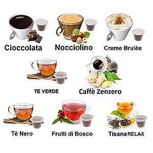 KIT MISTO 80 Lovespresso NESPRESSO® - KIT ASSAGGIO 80 Capsule Compatibili NESPRESSO