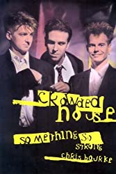 Crowded House: Something So Strong by Chris Bourke (1997-05-01)