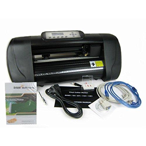 HobbyCut ABH-361 Schneideplotter 360mm Plotter + Artcut 2009 + Rollenhalter