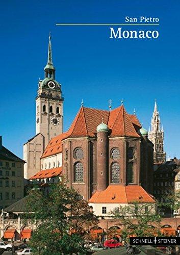 München: San Pietro (Kleine Kunstführer/Kleine Kunstführer/Kirchen u. Klöster, Band 604)