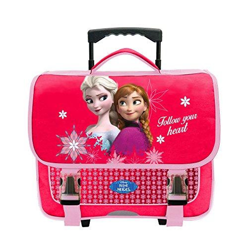 Imagen de frozen  cartera  maletín con ruedas
