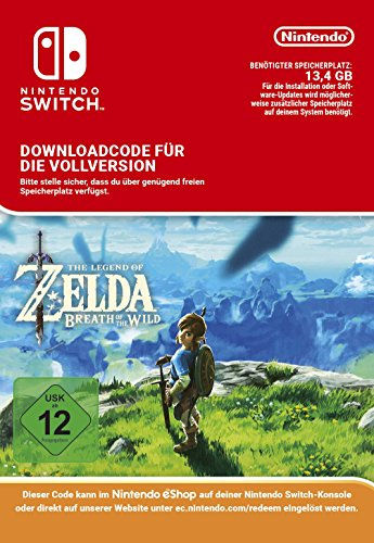 The Legend of Zelda: Breath of the Wild [Switch Download Code]