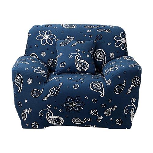 Sofaüberzüge Elastische Baumwolle Sofahusse Sofa Abdeckung, Einfache Passform, Stretch-Material