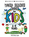 Word Search Books for Kids 6-8: Word Search Puzzles for Kids Activities Workbooks age...
