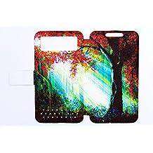 Flip Pu Leather Carcasa Cover para Funda Takee 1 Holographic Funda SHU