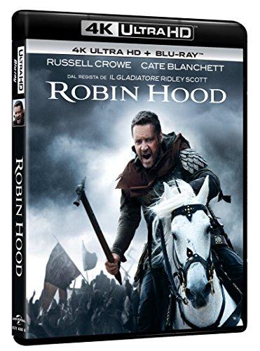 Preisvergleich Produktbild Blu-Ray - Robin Hood (Blu-Ray 4K Ultra Hd+Blu-Ray) (1 BLU-RAY)