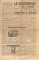 LA GRANDE-BRETAGNE DRESSE LE BILAN DE SA PARTICIPATION A LA LUTTE - LA ROCHELLE INTACTE CELEBRE ENFIN SA LIBERATION - LORSQUE LES 3 GRANDS SERONT REUNIS - L'ADMINISTRATION DE L'ALLEMAGNE - LES QUESTIONS POLONAISE ET DU PORT DE TRIESTE - L'AUTRICHE LI...