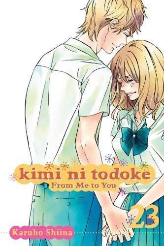 Kimi ni Todoke: From Me to You Volume 23 por Karuho Shiina
