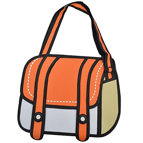 casadeiy tridimensionale animazione marea pacchetto, Orange Orange