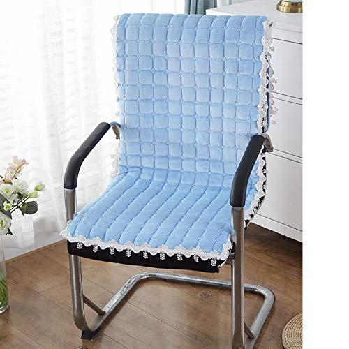 ALIPC Thicken Lounge Stuhl Sitzkissen,plüsch Chaise Liege Stuhlkissen Faltbar Nicht-Slip Rocking Chair Sitzauflage(kein Stuhl)-n 45x145cm(18x57inch) -