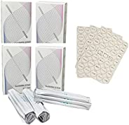 Gooder 120 PCS Wet Alcohol Cotton Swabs for IQOS 3.0 DUO IQOS Cleaning Sticks Safety IQOS Cleaner Little Slice
