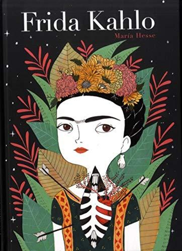 Frida Kalho : Une biographie par Maria Hesse