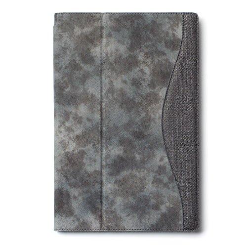 zenus-masstige-etui-za400062-schicke-motif-camouflage-avec-support-pour-sony-xperia-z2-tablet-grey