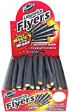 FLYERS Liquorice with Fruit Crystal Centre 60 Pieces
