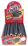 FLYERS Liquorice with Fruit Crystal Centre 40 Pieces