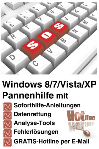 Windows 8/7/Vista/XP Pannenhilfe