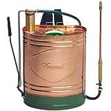 Bomba de pulverizador cobre mochila de 16 litros - latón bombeo - Papillon