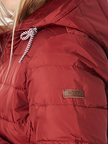 Roxy Damen Forever Freely-Insulator Jacket For Women Rot