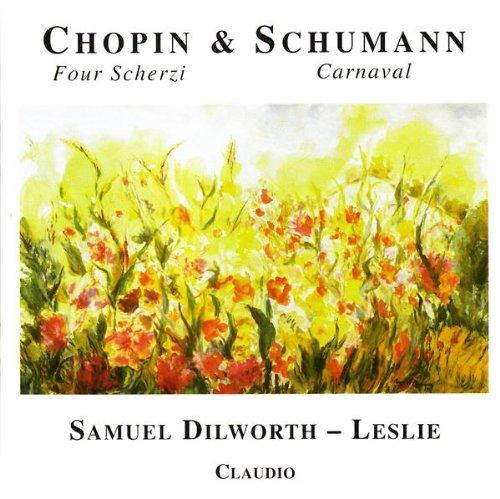 Chopin:Scherzos Schumann:Carna