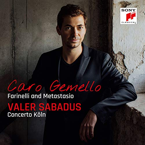 Caro gemello - Farinelli and Metastasio