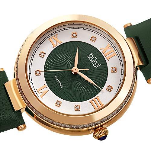 BURGI - -Armbanduhr- BUR202GN