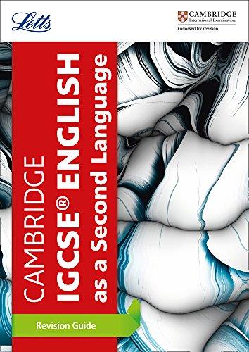 Cambridge IGCSE (Letts IGCSE Revision Success)